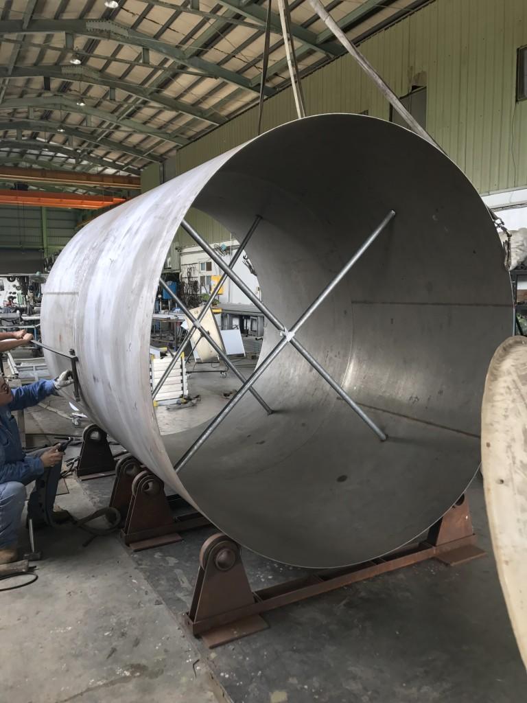 廢渣水洗濾槽桶 (1)