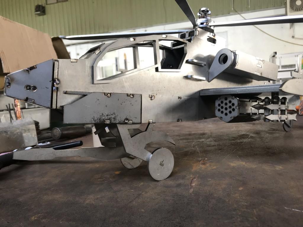 阿帕契直升機